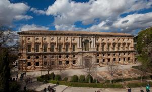 Palacio de Carlos V.