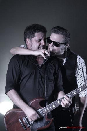 José Ignacio Lapido y José Antonio García.