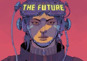 'The Future is Now' por Josan Gonzalez.