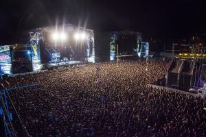 El festival calcula que este año reunirán a 50.000 personas en los dos días de conciertos.