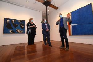 El Centro Guerrero reabre con una selección de pinturas de la colección propia.