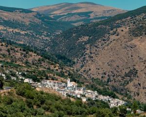La localidad de Alpujarra de la Sierra acogerá la entrega de premios.