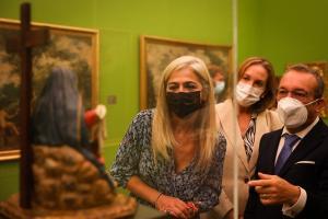 La consejera Patricia del Pozo ha inaugurado la exposición.