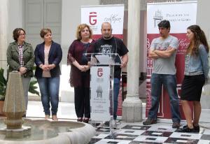 Presentación del concurso Iznarock.