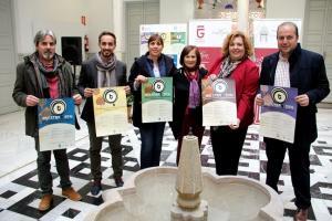 Presentación de 'Muestra T', promoción del teatro comarcal.
