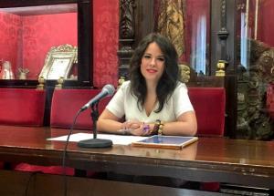 Lorena Rodríguez.