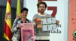 Mercedes Garzón y César Roldán.