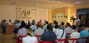 Reunión de la Junta General de la Mancomunidad.