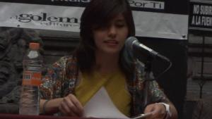 Mariel Martínez Damián.