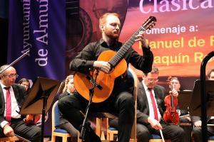 Imagen del ganador de la última edición, Marko Topchii.