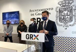 Luis Salvador, en la comparecencia para informar del presupuesto de la OCG.
