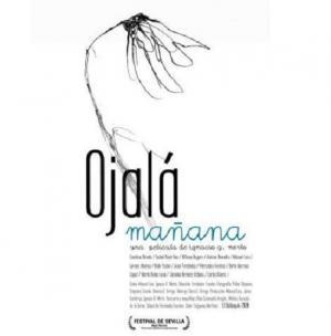 Cartel de la película, premiada en el Festival de Cine Europeo de Sevilla.