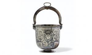 Imagen de la web de Christie's con la pieza a subasta.