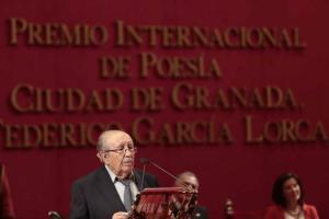 Rafael Guillén, el ganador de la pasada edición.