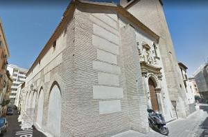 La reforma incluirá la apertura de una puerta lateral a la calle Capilla de San Andrés.