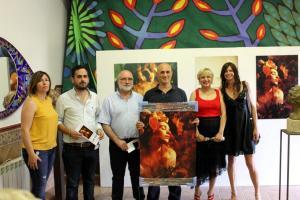 Presentación de la exposición 'Tierra de Brujas'.