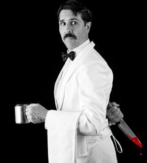 Sr. Correcto, al que da vida el actor Javi Parra.