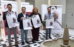 Presentación de la Muestra de Teatro de Pinos Puente.