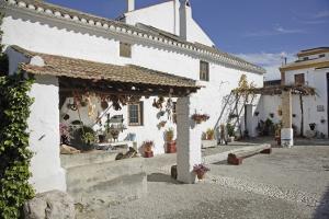 Casa familiar de García Lorca en Valderrubio.