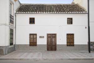 Casa de Frasquita Alba, que inspiró la obra de Lorca.
