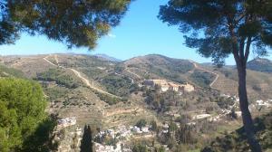 Vista del Valle del Darro.