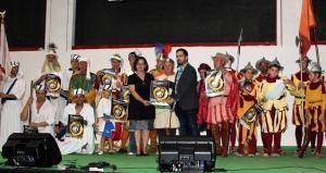 Presentación del Encuentro Musical de la Alpujarra.