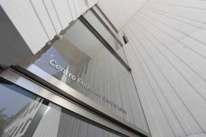 El Centro Lorca lleva dos años inaugurados, sin los fondos.