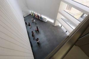 Interior del Centro Lorca.