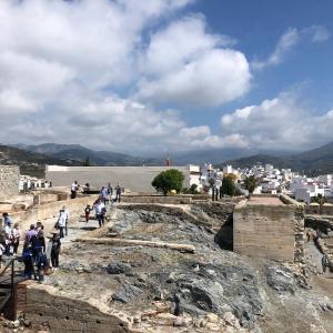 Castillo de San Miguel el día de los monumentos.