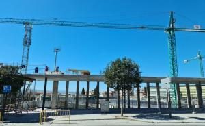 En la construcción granadina el desempleo bajó en 193 personas en marzo.