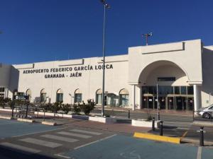Aeropuerto de Granada.