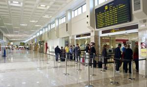 Terminal del Aeropuerto de Granada.