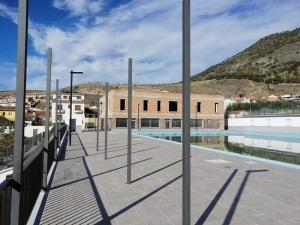 La finalización del Albergue Municipal es uno de los proyectos incluidos en el presupuesto.