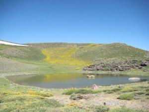 Los científicos investigan los sedimentos de las lagunas y también fósiles de polen.