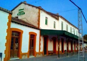 Antigua estación de Baza.