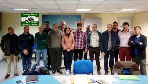 Asamblea celebrada en Córdoba.
