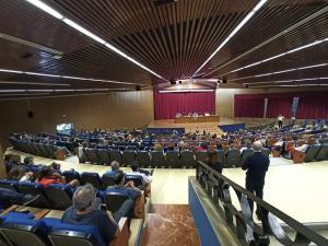 Asamblea PAS de la UGR.