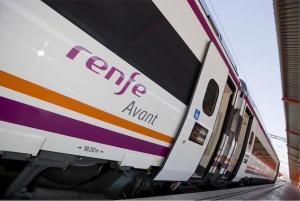 Tren Avant de Renfe.