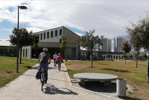 Campus de Ciencias de la Salud, en el PTS.