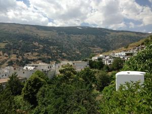 Vista de Capileira.