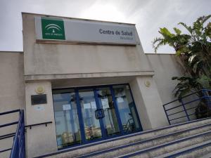 Centro de salud de Almuñécar.