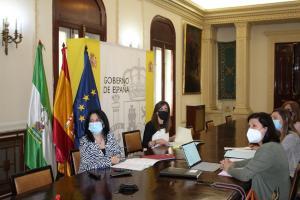 La subdelegada presidió la reunión de la comisión provincial del PFEA.