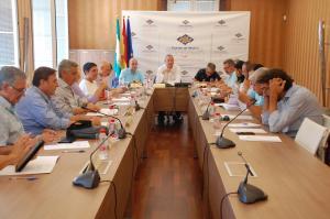 Consejo de Administración extraordinario celebrado este jueves.