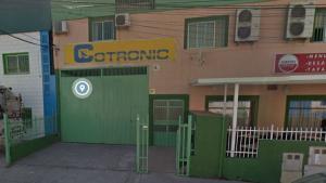 Sede de Cotronic en el polígono Juncaril.