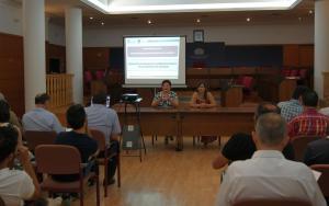 Reunión en Motril para asesoramiento en eficiencia energética.