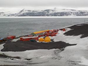 Base Antártica Española, en una imagen de la campaña anterior.