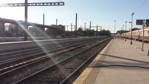 Granada lleva más de mil días sin tren.