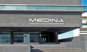 Edificio de la Fundación Medina, en el PTS.