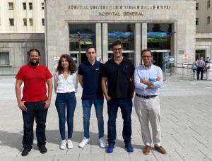 Investigadores del ibs.Granada.