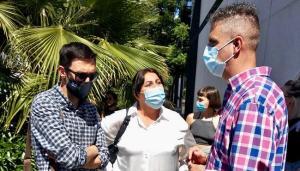 Podemos advierte de que Granada será la provincia más afectada por los despidos.